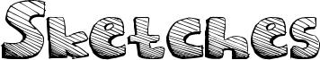 Sketches Font
