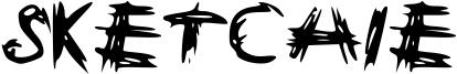 Sketchie Font