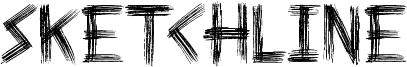 Sketchline Font