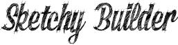 Sketchy Builder Font