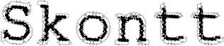 Skontt Font