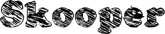 Skooper Font