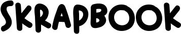 Skrapbook Font