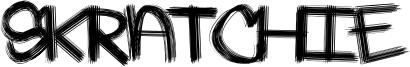 Skratchie Font