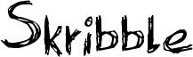 Skribble Font