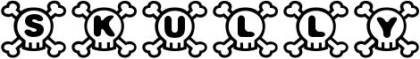 Skully Font