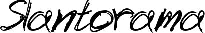 Slantorama Font