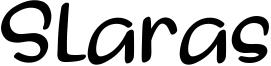 Slaras Font