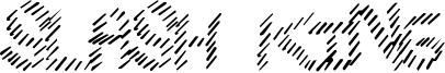Slash King Font