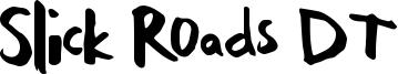 Slick Roads DT Font