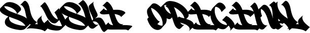 SlySki Original Font