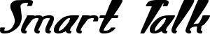 Smart Talk Font