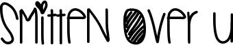 Smitten Over U Font