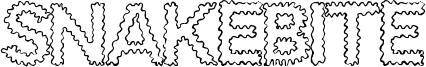 SnakeBite Font