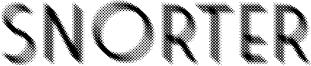 Snorter Font
