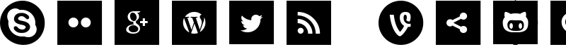 Social Type Font
