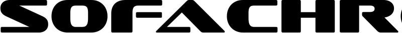 Sofachrome Font