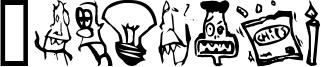 Somepics Font