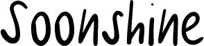 Soonshine Font