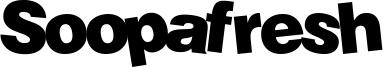 Soopafresh Font