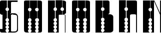 Soroban Font