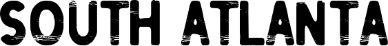 South Atlanta Font
