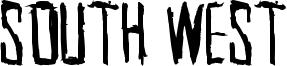 South West Font