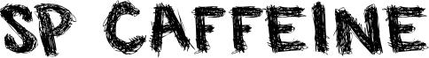 SP Caffeine Font