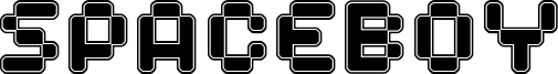 Spaceboy Font