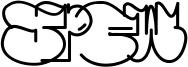 Spew Font