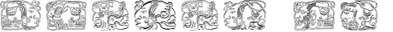 Spirit of Montezuma Font