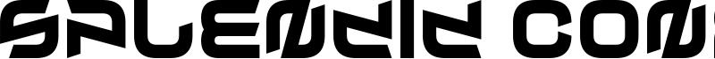 Splendid Confusion Font