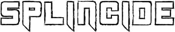 Splincide Font