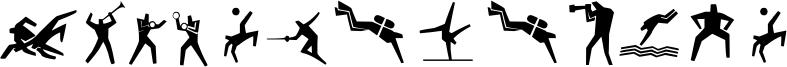Sport 4 Ever Font