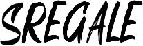 Sregale Font