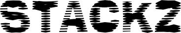 Stackz Font