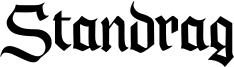 Standrag Font