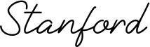Stanford Font