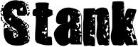 Stank Font