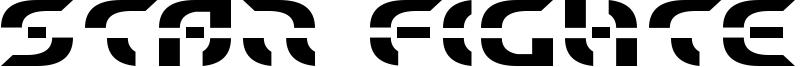 Star Fighter Font