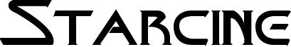 Starcine Font
