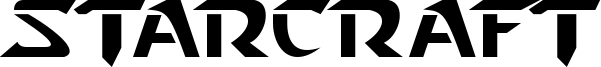 Starcraft Font