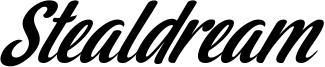 Stealdream Font