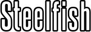 steelfish outline.ttf