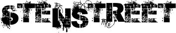 Stenstreet Font