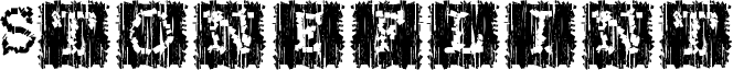 Stoneflint Font
