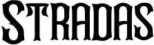 Stradas Font