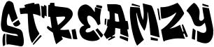 Streamzy Font