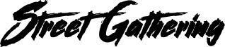Street Gathering Font