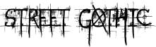 Street Gothic Font